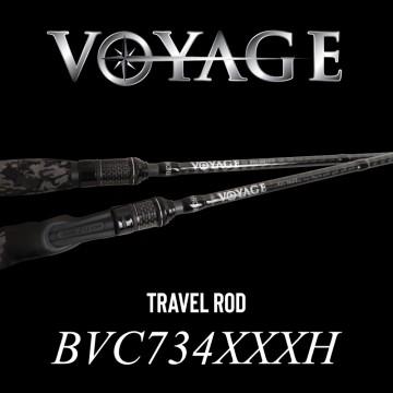 Rod Bone BVC734XXXH Cast Travel 4pc 7ft3inch PE3-6