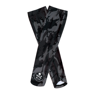Apparel Bone SLVGRY UV Sleeve GreyCamo
