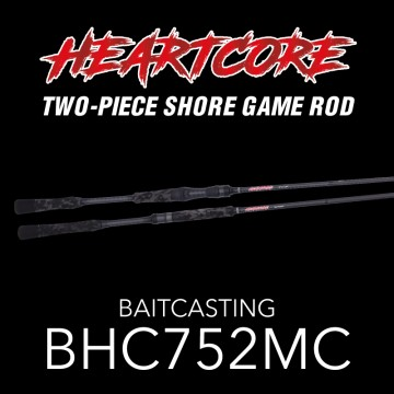 Rod Bone BHC752MC Cast 2pc 7ft5inch PE1-2