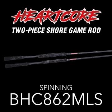Rod Bone BHC862MLS Spin 2pc 8ft6inch PE0.6-1.5