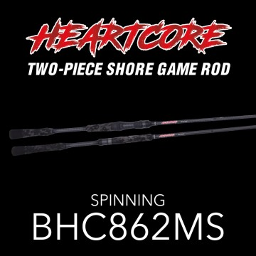 Rod Bone BHC862MS Spin 2pc 8ft6inch PE0.8-2.0