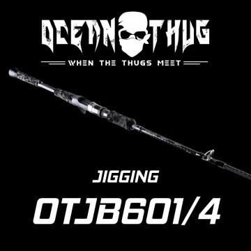 Rod Bone OTJB6014 OceanThug JigCast PE2.0-4.0
