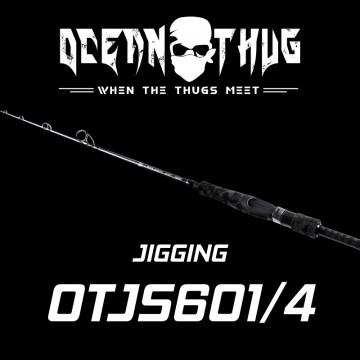 Rod Bone OTJS6014 OceanThug JigSpin PE2.0-4.0