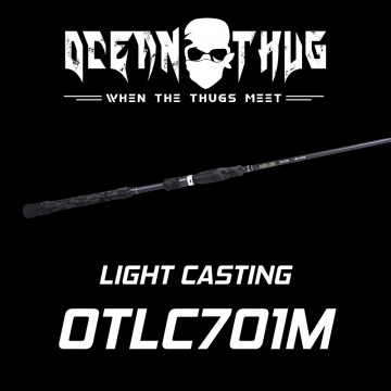 Rod Bone OTLC701M OceanThug LightCast PE1.5-3.0