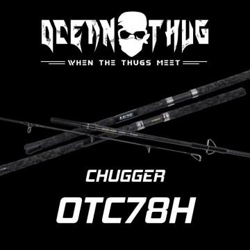 Rod Bone OTC78H OceanThug Pop Chugger PE8-12