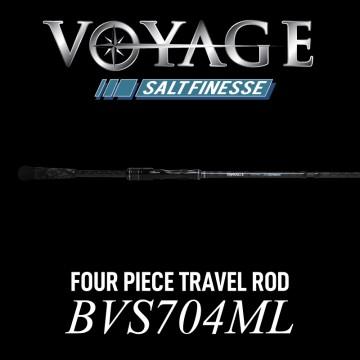 Rod Bone BVS704ML Spin Travel 4pc 7ft0inch PE0.5-1.0