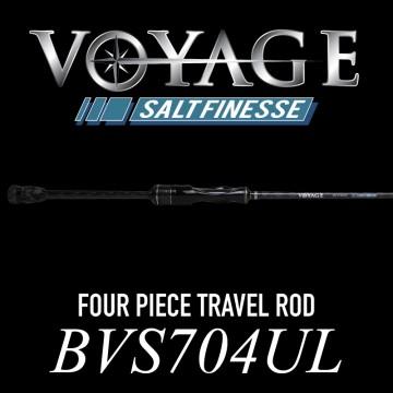 Rod Bone BVS704UL Spin Travel 4pc 7ft0inch PE0.2-0.6