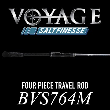 Rod Bone BVS764M Spin Travel 4pc 7ft6inch PE0.6-1.2