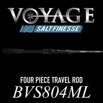 Rod Bone BVS804ML Spin Travel 4pc 8ft0inch PE0.5-1.0