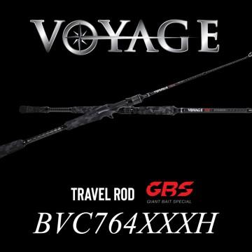 Rod Bone BVC764XXXXH Cast Travel 4pc Fast 7ft6in PE5-8